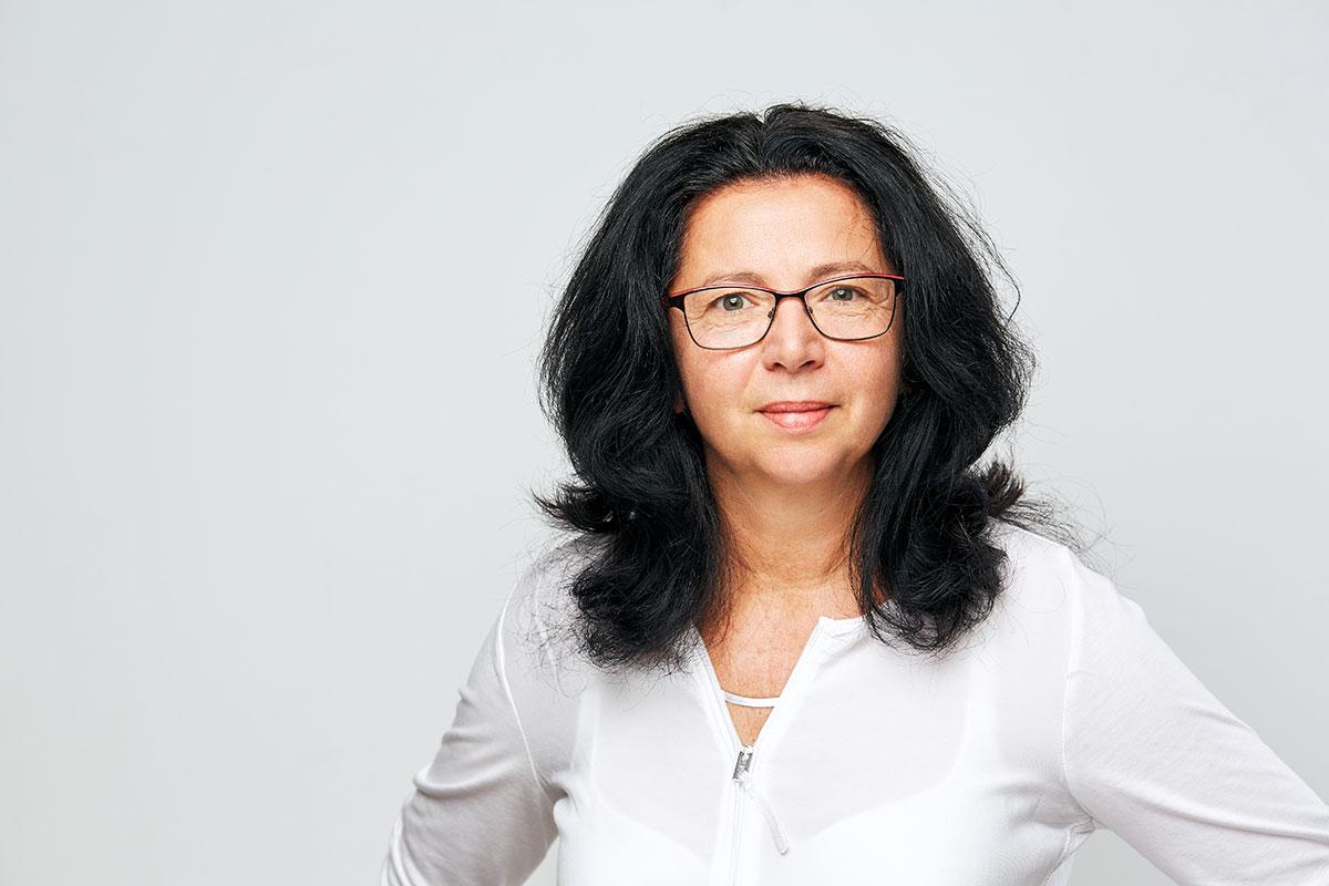 Angela Gräf, Management Weiterbildung